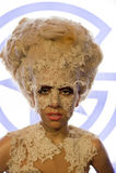 Повелительница Gaga Стоковое Фото