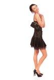 повелительницы сумки девушки Стоковое Фото