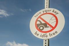 Поверните ваше ключевое бесполезные свободные Стоковое Фото