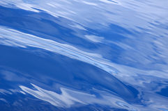 поверхностная вода океана стоковое изображение