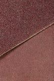 Поверхностный абразивный материал, для обрабатывать ржавый металл стоковые изображения