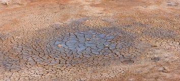 Поверхностный отказ почвы Стоковая Фотография