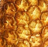 Поверхность ананаса Стоковые Фото