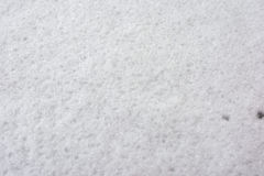 Поверхность белизны снега Стоковые Изображения RF