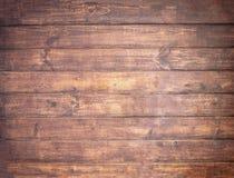 Поверхность Брайна мягкая деревянная как предпосылка, деревянные планки текстуры Стоковая Фотография RF