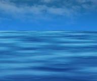 Поверхность воды Стоковое Изображение