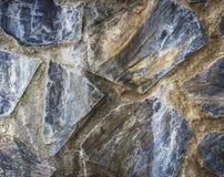 Поверхность каменных стен и цемента Стоковые Изображения RF