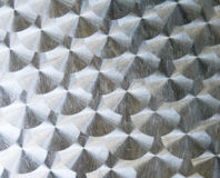 поверхность металла светя Стоковая Фотография RF