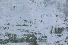 Поверхность металла предпосылки старая Стоковая Фотография RF