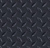 Поверхность металла плиты диаманта безшовная, абстрактная предпосылка Стоковые Фото