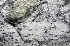 Поверхность минерального утеса подшипника Стоковая Фотография
