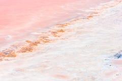 Поверхность озера сол Стоковые Фотографии RF