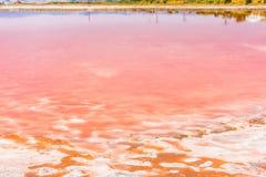 Поверхность озера сол Стоковая Фотография RF