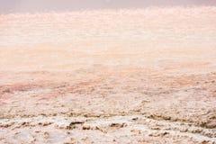 Поверхность озера сол Стоковое Фото
