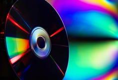 поверхность отражений диска стоковые изображения