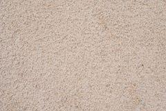 Поверхность песка после дождя стоковые фотографии rf