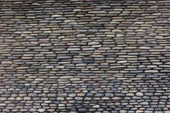 Поверхность предпосылки каменной стены Стоковая Фотография