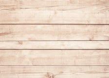 Поверхность планок, стены, таблицы, потолка или пола Брайна деревянная Деревянная текстура Стоковые Фото
