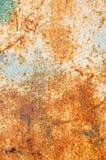 поверхность ржавчины Стоковая Фотография