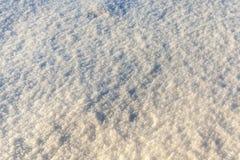 Поверхность снега, зима стоковое фото rf