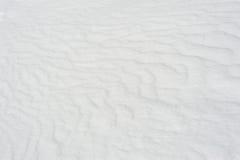 поверхность снежка картины Стоковое Фото