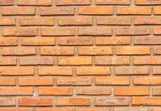 Поверхность старой кирпичной стены Стоковые Фотографии RF