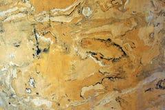 Поверхность стены мраморная Стоковые Изображения