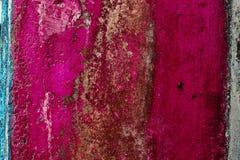 Поверхность текстуры предпосылки розового безшовного grunge розовая каменная Стоковые Изображения RF