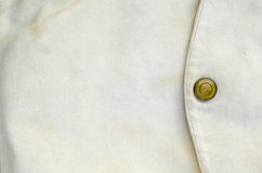 Поверхность ткани с Clasper Стоковая Фотография