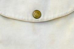 Поверхность ткани с Clasper Стоковая Фотография RF