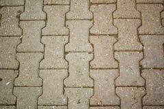 поверхность тротуара Стоковое фото RF