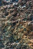 поверхность утеса Стоковые Изображения RF
