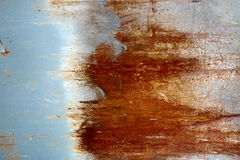 поверхность утюга Стоковое фото RF