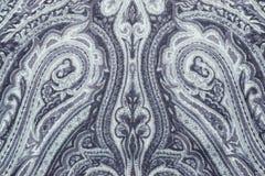 Поверхность шарфа кембрика Стоковая Фотография