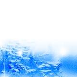 Поверхность льда Стоковая Фотография RF