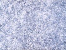 Поверхность льда Стоковое фото RF
