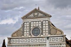 Повесть Santa Maria в Флоренсе Стоковое Изображение RF