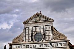 Повесть Santa Maria в Флоренсе Стоковое Фото