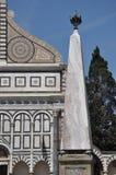 Повесть Santa Maria в Флоренс Стоковая Фотография