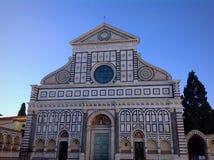 Повесть Santa Maria в Флоренсе Стоковое фото RF