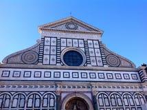 Повесть Santa Maria в Флоренсе Стоковая Фотография