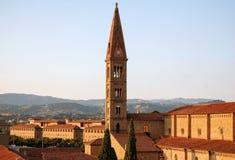 Повесть Santa Maria - Флоренс Стоковые Фотографии RF