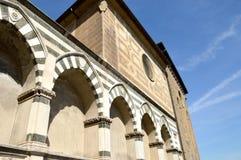Повесть Santa Maria - Флоренс - Тоскана - Италия Стоковое Фото
