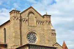 Повесть Santa Maria, Флоренс Стоковые Фотографии RF