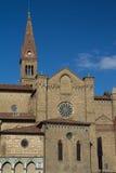 Повесть Santa Maria di базилики в Флоренсе Стоковое Изображение RF