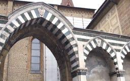 Повесть Santa Maria - I - Флоренс - Тоскана Стоковые Фотографии RF