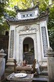 Повешенные короля Висок Phu Tho Стоковое Фото