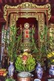 Повешенные короля Висок Phu Tho Стоковые Фотографии RF