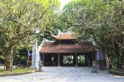 Повешенные короля Висок Phu Tho Стоковые Фото