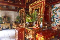 Повешенные короля Висок Phu Tho Стоковое Изображение RF